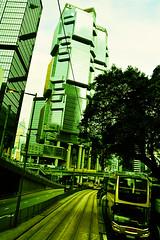 Hong Kong 2009 - Tram Trip (3)
