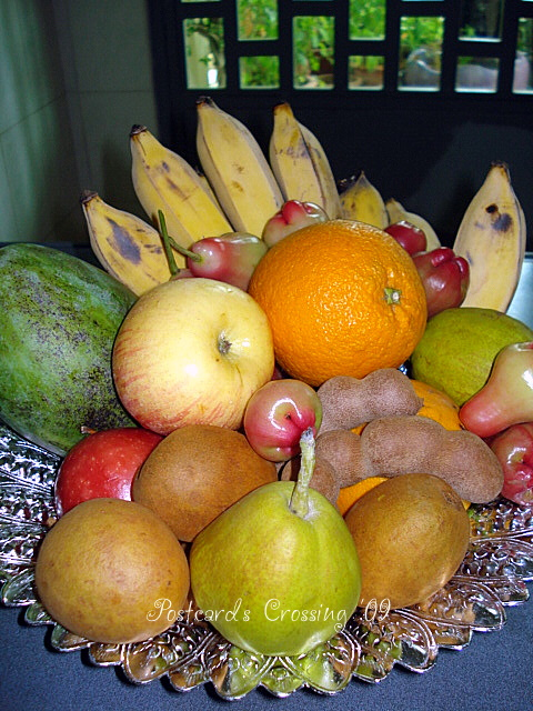 fruit offerings
