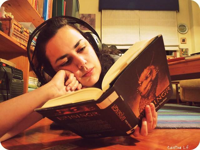Un libro, una sensación, una canción.