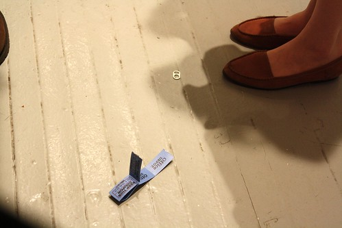 Liz's luck with raffles