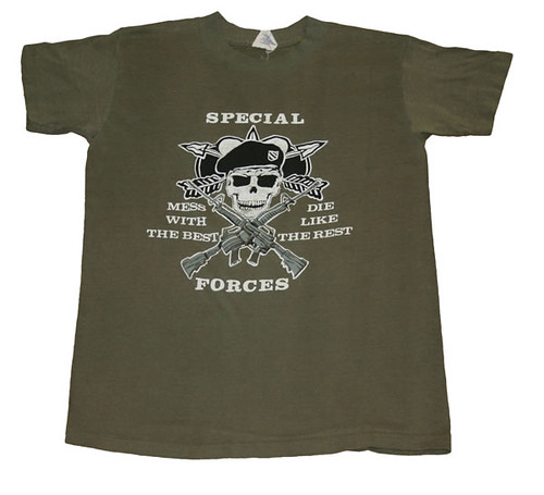 Vintage Special Forces T-shirt