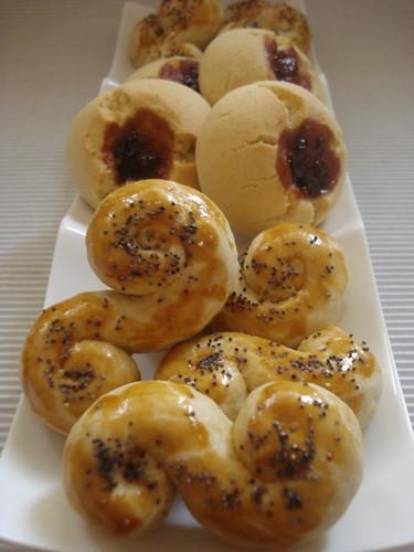 Karışık kurabiye