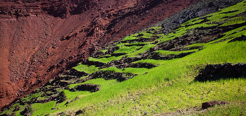 A land of contrast - High Atlas, Morocco