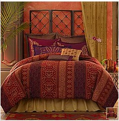 jcp artesia spice bedding (Belledame73) Tags: collection exotic moroccan global artesia jcpenney