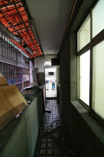 拆之前-後陽台