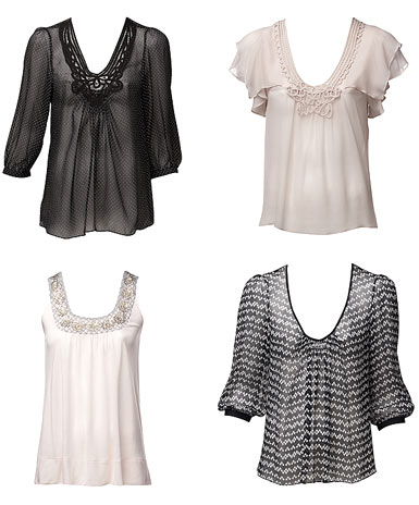 Witchery - Loose Fitting Tops