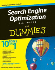 SEO All-In-One For Dummies