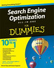 SEO All-In-One For Dummies book