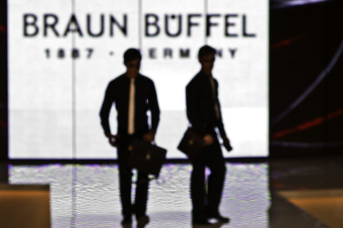Braun Buffel the preview