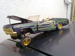 1/18 scale Hotwheels Chevrolet Impala Convertible 1967 (Jose Michael S. Herbosa) Tags: philippines collection hotwheels manila lowrider chevroletimpala 118scale impalaconvertible scalemodelcars 1967chevroletimpalalowrider