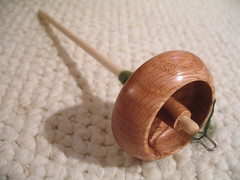My first Bosworth Spindle