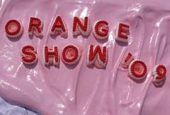 Orange Show '09 (dadadreams (Michelle Lanter)) Tags: artcar artcarparade orangeshow 2009artcarparade