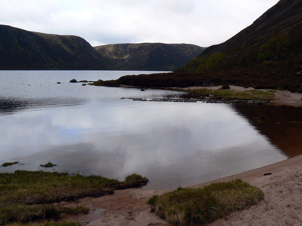 Loch Muick from the northern end