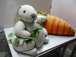 Big Bunny Cake