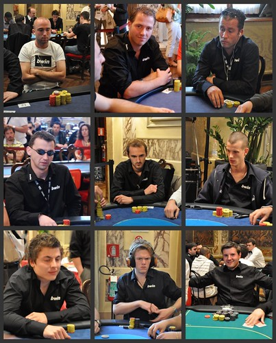 The bwin teams many champs