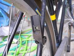 自転車のセーフティライト #2