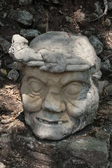The Old Man Of Copán