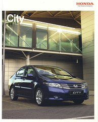 2009 Honda City brochure by harry_nl