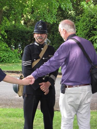 Bletchley Park WW2 Day - The Fuzz