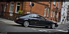 Maybach (M.Basil) Tags: london car mercedes united kingdom harrods knightsbridge luxury maybach