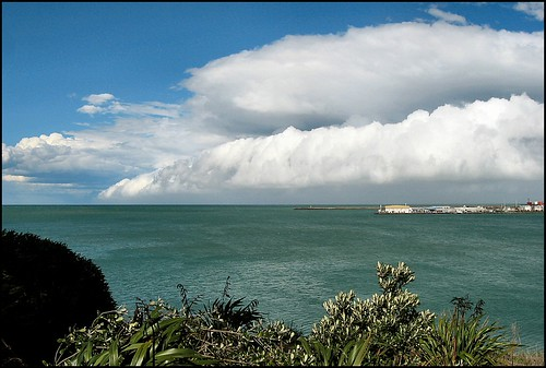 Timaru New Zealand  city pictures gallery : Approaching Front, Timaru, New Zealand by Lincolnian Brian Busy ...