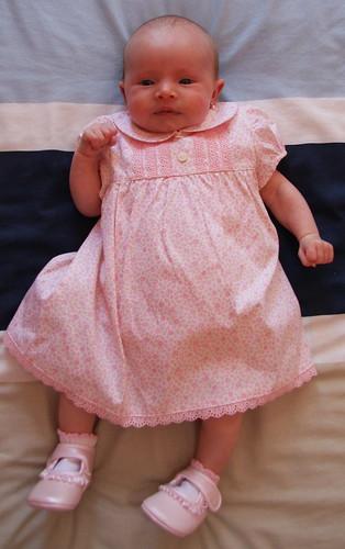 First Worn Summer Dress