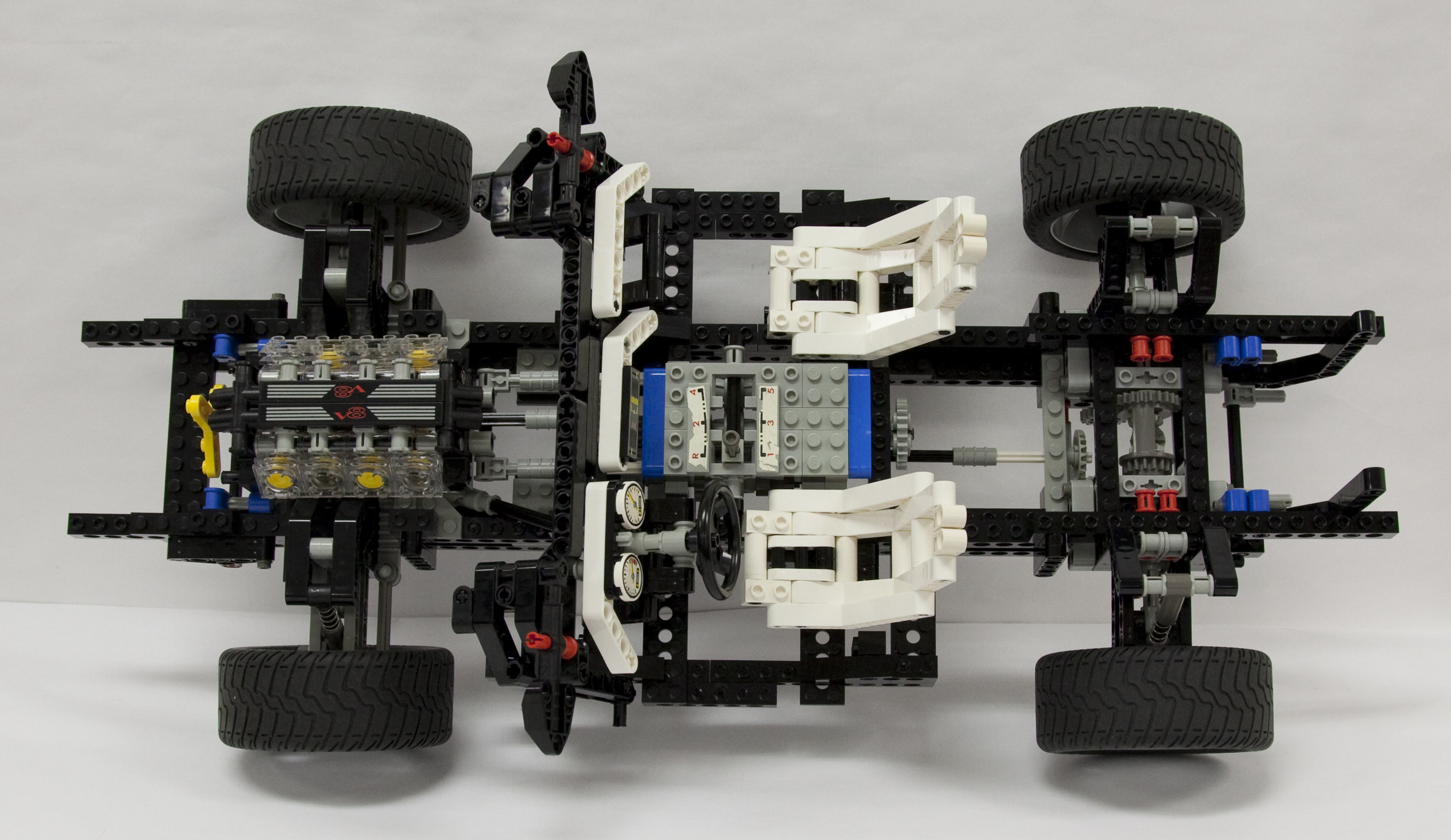 Review 8448 Super Street Sensation Lego Technic And