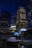 world financial center, marina view (cloudcity) Tags: city newyorkcity urban night boats manhattan bookday 200weststreet