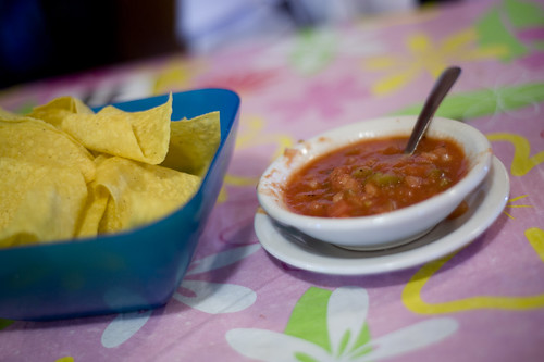 Paco's Chips and Salsa