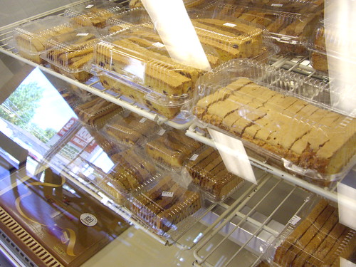 Biscotti at Auddino's Bakery (Columbus, OH)