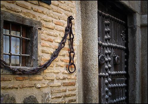 La Casa de las Cadenas en Toledo