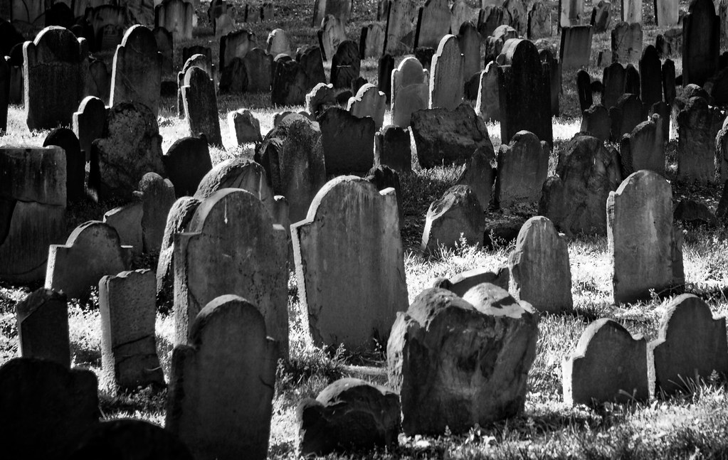 Granary Gravestones