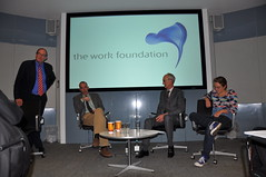 Top climate bods at Work Foundation Screening