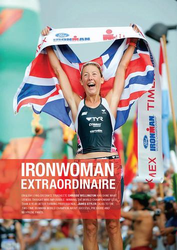 VO2 Max - Ironwoman Extraordinaire