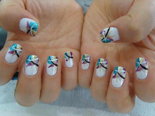 Nail Art September 2009