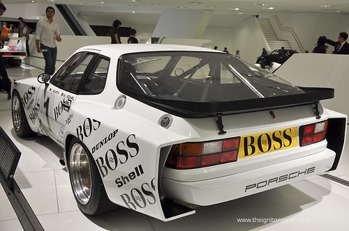 Porsche 924 GTP Le Mans