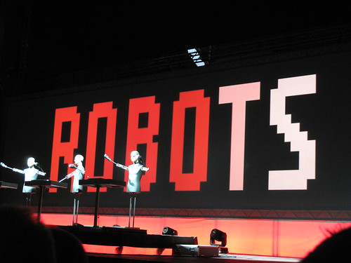 Kraftwerk, Manchester International Festival 2009