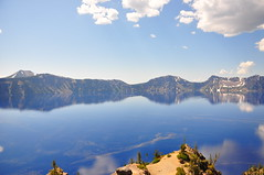 "Crater Lake, Oregon ("""" Arun) Tags: trip travel summer vacation usa nature water mystery oregon nationalpark nikon best craterlake discovery arun awesomeshot d90 oldmanofthelake artofnature nikond90 brillianteyejewel awesomescenery brilliantphotography fabulousflicks elitephotgraphy artofimages flickrmasterpieces capturethefinest veryimportantphotos"