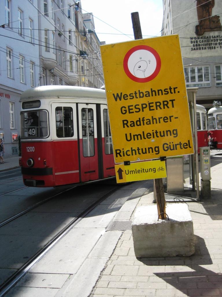 Vienna Tram 49 Reconstruction – Track Fabrication