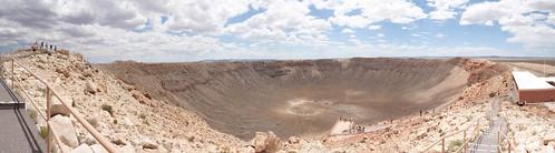 Panorama Meteor Crater