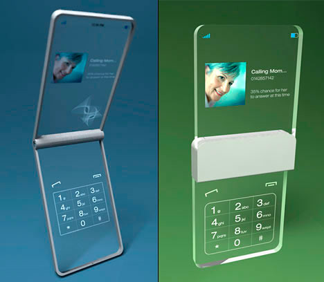 Glass Mobile Phone 3