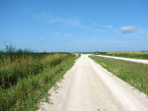 View of Dike Road