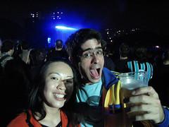 YEAS! (laconics) Tags: show brazil brasil concert saopaulo sp radiohead krafwerk fmafra natgunji justafest chacaradojockey