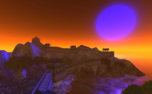 [TOR] SCIFI - Blue sun warmed