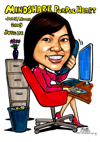 Caricature for Mindshare