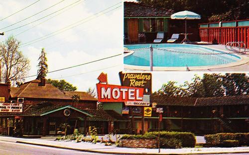 Travelers Rest Motel San Jose