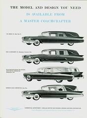 1960 Cadillac Professional Cars