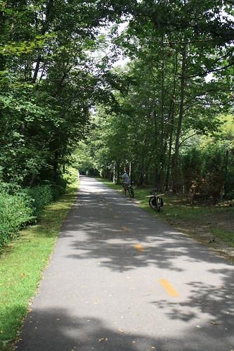 Blackstone River Bikeway North