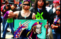 A Jeff Hardy Fan at SummerSlam Axxess (P.S.Zollo) Tags: wwe summerslam syderino summer august weekend novs syd strombosis kulaks demarco malone redemptionsong 1111