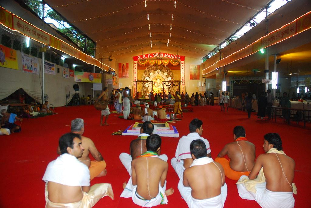 GSB Ganesha King Circle 2009